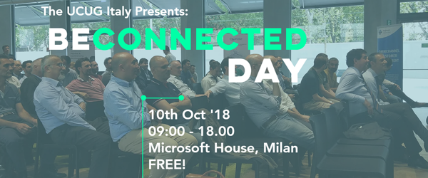 BeConnected Day