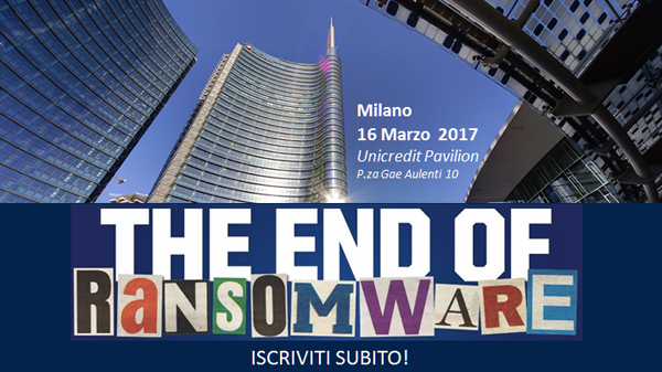 Sophos - The End Of Ransomware