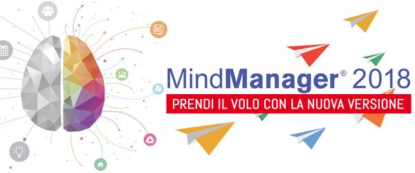 Prendi il volo con la nuova versione di Mind Manager