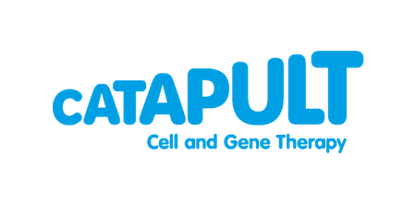 Cell and Gene Therapy Catapult logo