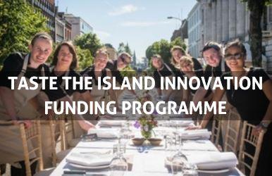 Taste the Island innovation Funding Prog.