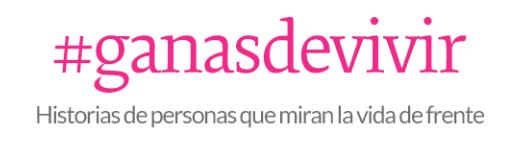 Mutua Navarra - Historias de pacientes - #ganasdevivir