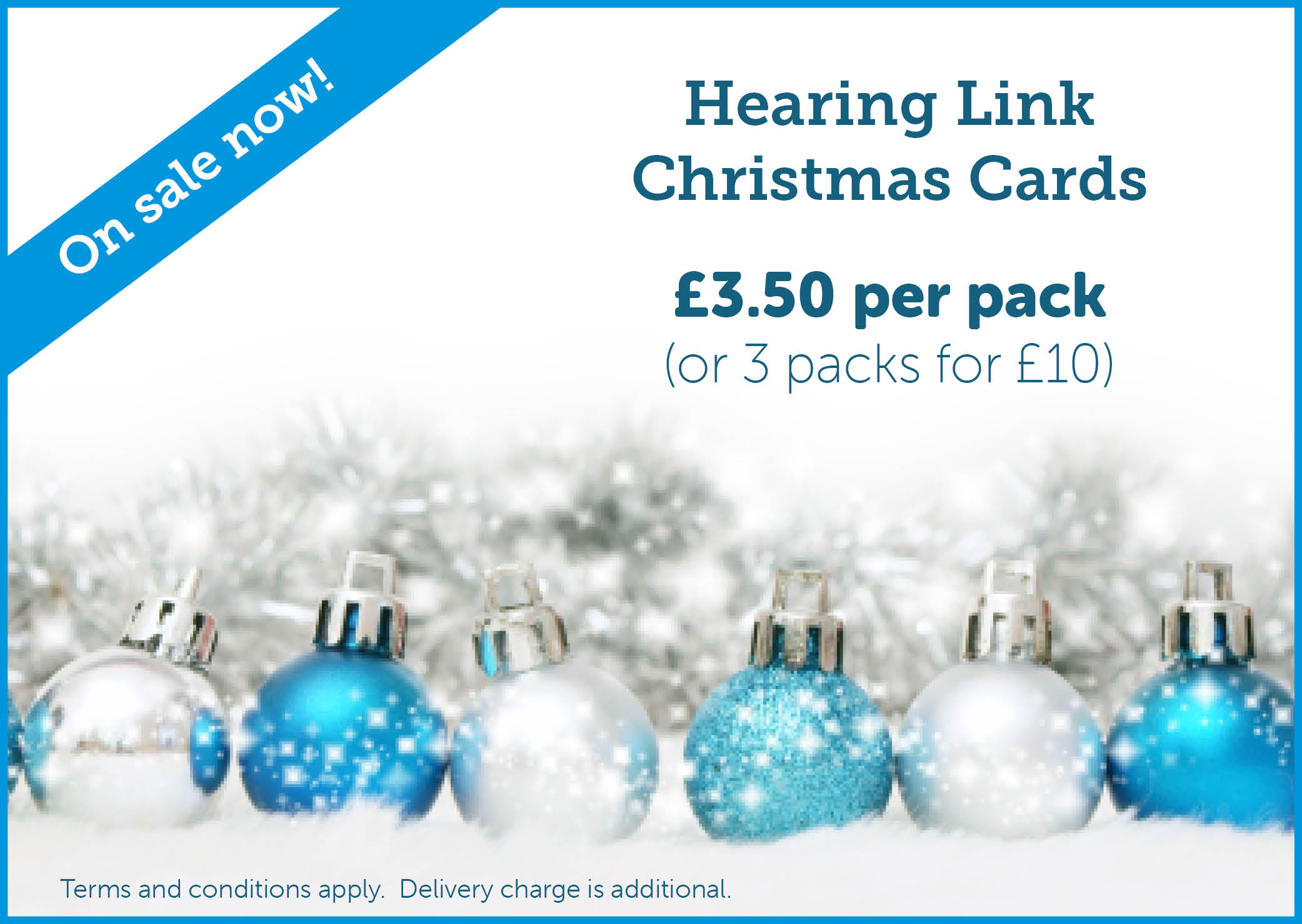 Hearing Link Christmas Card