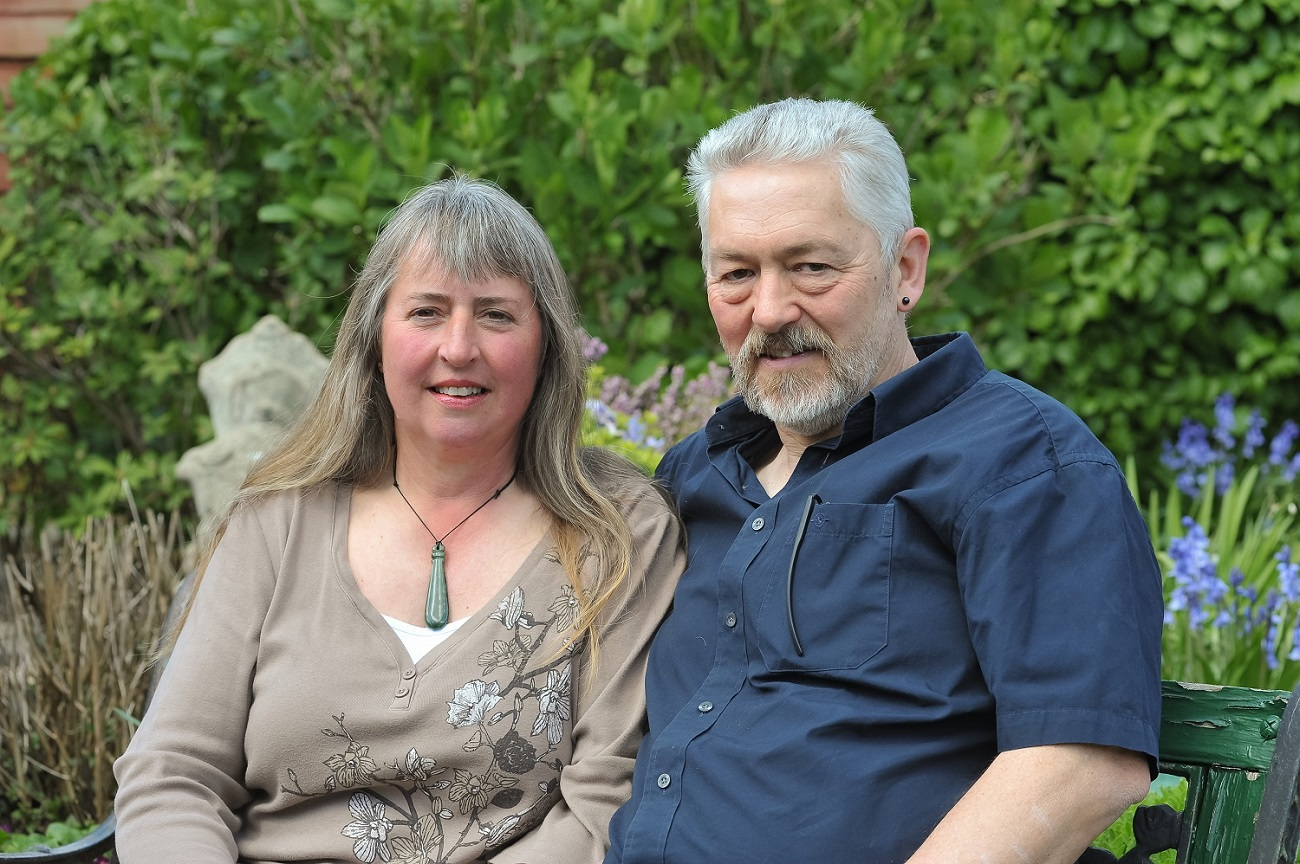 Tony and Sue