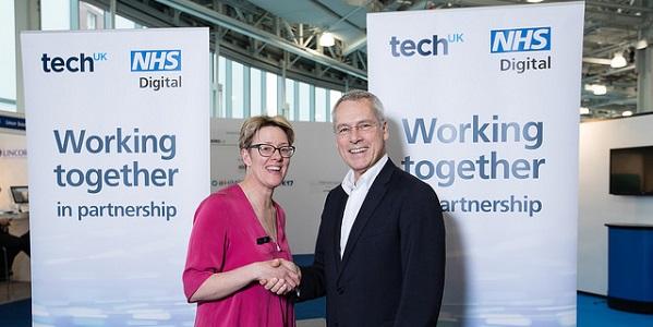 NHS Digital/techUK strategic partnership launch