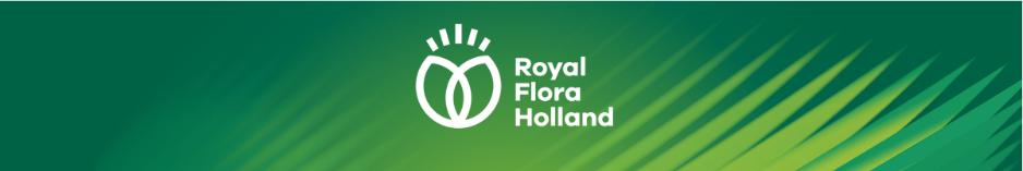 Header image Royal FloraHolland