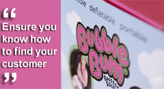 BubbleBum case study
