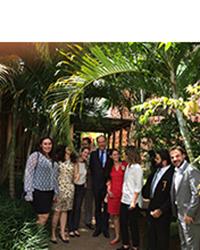 Alumni Meetings Worldwide