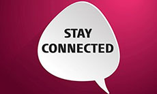 Stay connected: update your information!