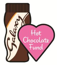 GALAXY hot chocolate fund logo