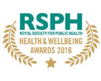 RSPH awards logo