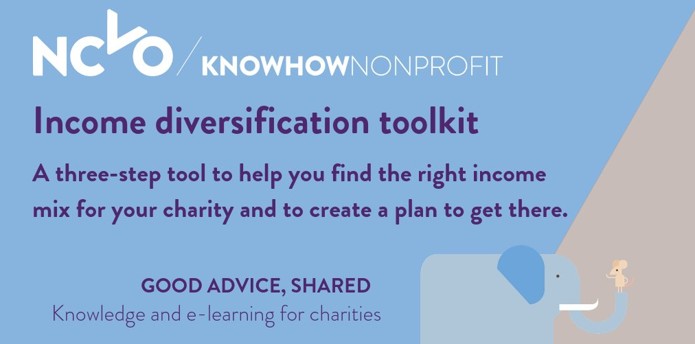 Income diversification toolkit banner