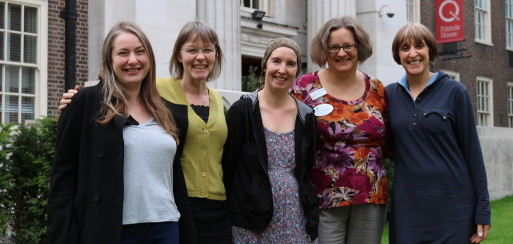 Photo of the Quakers local reps