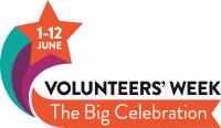 Volunteers' Week 2016 logo