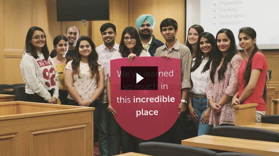 NTU Global Summer School video.